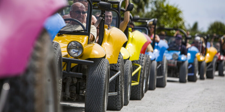 Conduce un buggy en Cozumel