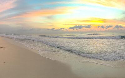 Cozumel recibe los primeros rayos del sol 2022