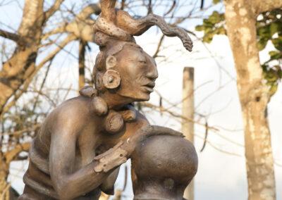 Diosa de la Fertilidad en Cozumel